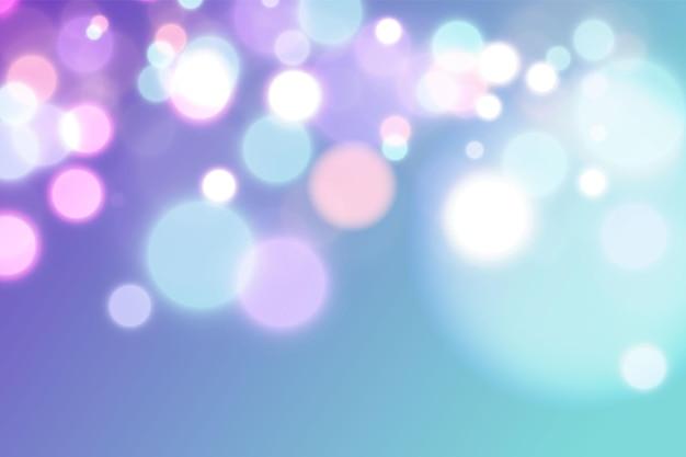 Сверкающие волшебные золотисто-желтые частицы пыли. магическая концепция. абстрактный прозрачный фон с эффектом боке.