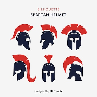 Spartan helmet collection