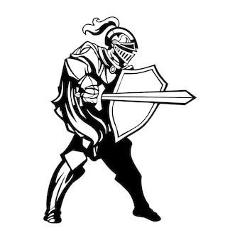 Дизайн логотипа спартанского шлема
