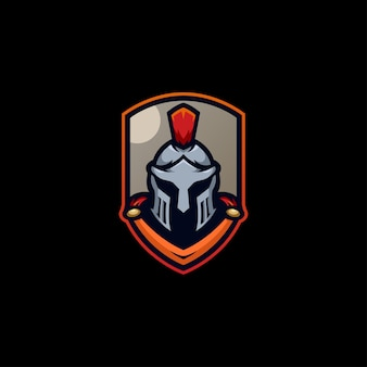 Spartan knight shield soldier armor