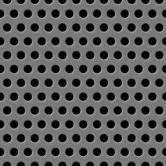 Speaker grill texture seamless gray background