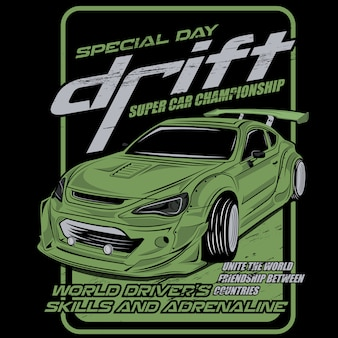 Special day drift