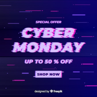 Special offer for cyber monday