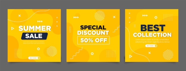 Special sale concept banner template design discount abstract promotion layout poster
