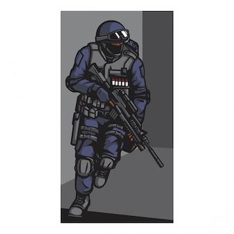 Special vorce vector