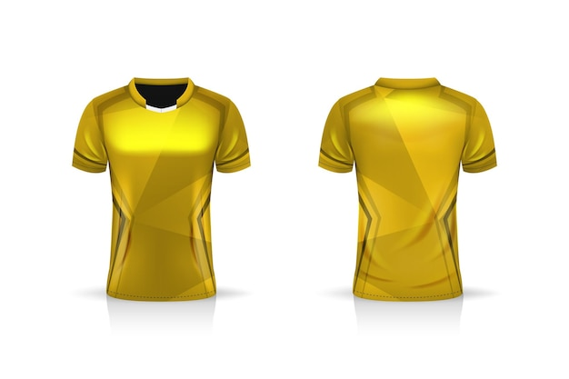 Спецификация soccer sport, шаблон майки esport gaming t shirt jersey.