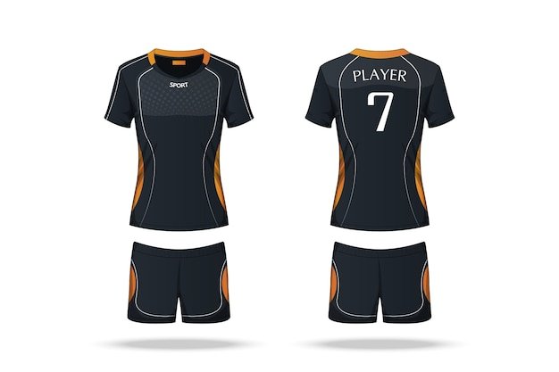 Specification volleyball jersey