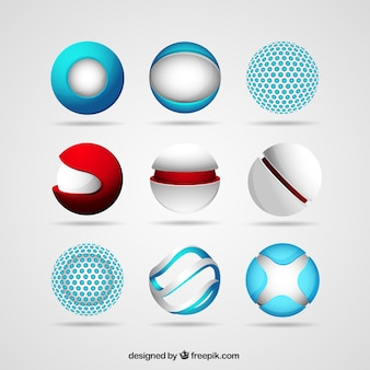 Sphere logos