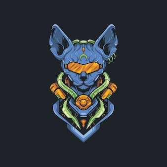 Sphynx 고양이 그림