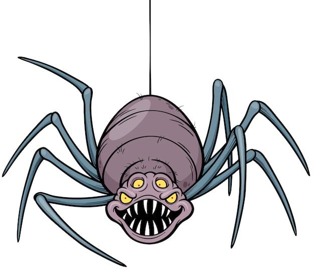 Spider monster