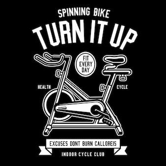 スピニングバイク
