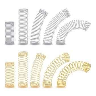 Spiral flexible wire