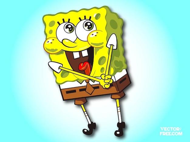 Spongebob in love