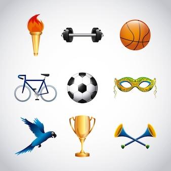 Sport icon design vector illustration