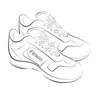 Спортивная обувь.кроссовки для фитнеса.