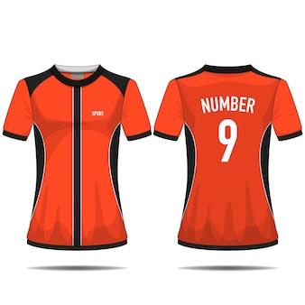Sport t-shirt design.