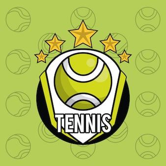 Sports balls equipment vibrant card background