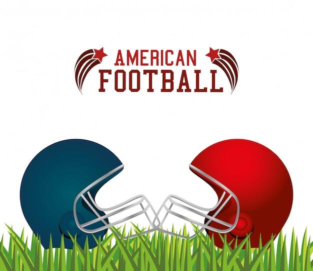 Sports design illustration.