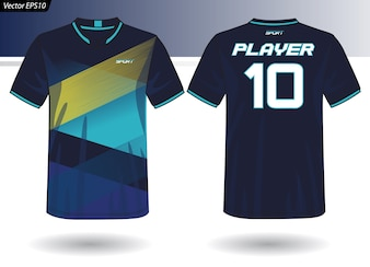 Sports Jersey template for team uniforms c82528379