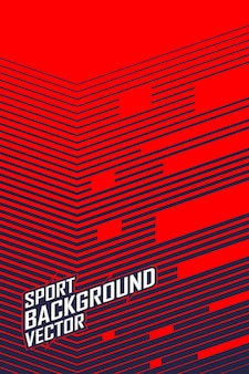 Sports texture background vector