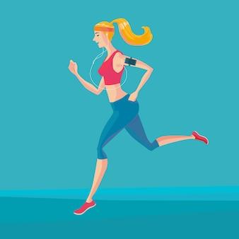 Sporty jogger