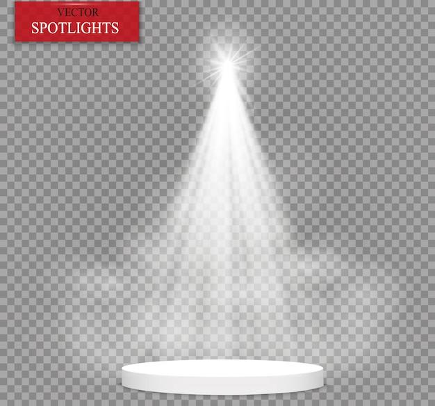 Spotlight. light effect