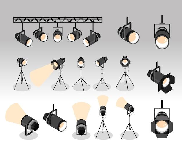 Точечные светильники комплект