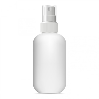 Spray bottle, cosmetic aerosol