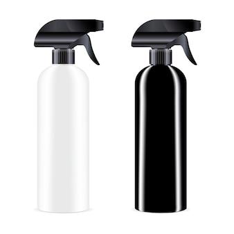 Sprayer bottle dispenser cap