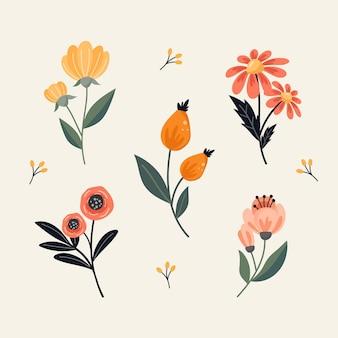 봄 꽃 모음
