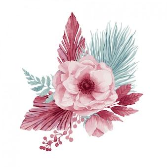 Весенние цветы, иллюстрации.
