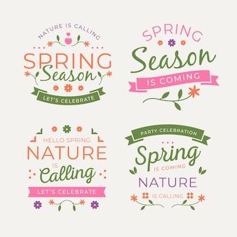 春のレーベルコレクション