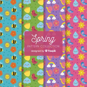 Spring pattern collectio