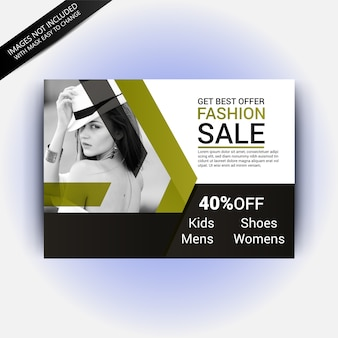 Spring sales for cover template