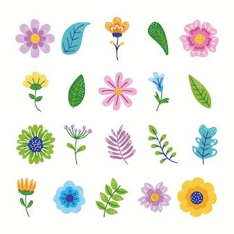 春の花12セット