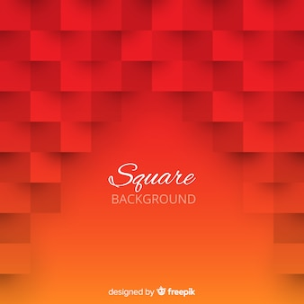 Square backgound