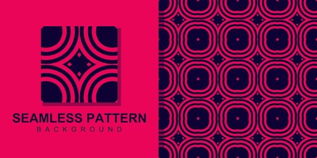 광장 개념 완벽 한 패턴 배경
