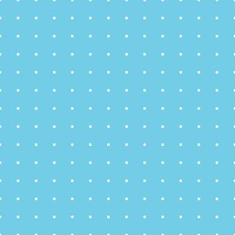 四角いドットパターン。幾何学的なシンプルな背景。クリエイティブでエレガントなスタイルのイラスト
