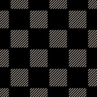 Square pattern, abstract geometric background. creative and luxury style illustration