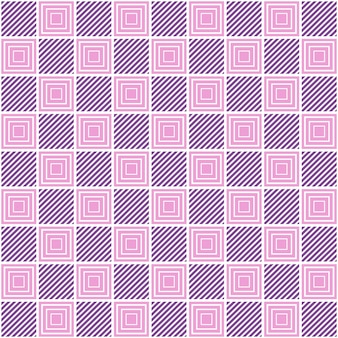 Square pattern. geometric abstract background. creative and elegant style illustration