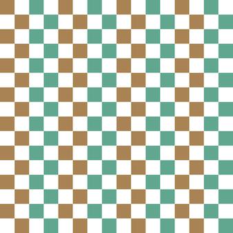 사각형 패턴입니다. 기하학적 간단한 배경입니다. 창의적이고 우아한 스타일의 일러스트레이션