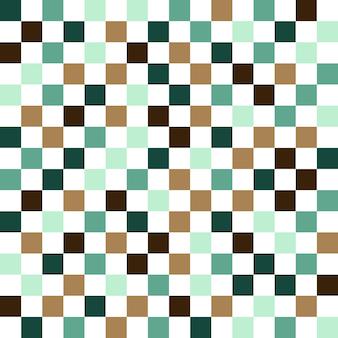 Square pattern. geometric simple background. creative and elegant style illustration