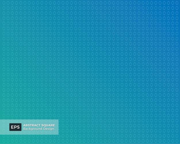 Square shape clean blue gradient background