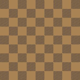 四角い縞模様。幾何学的なシンプルな背景。クリエイティブでエレガントなスタイルのイラスト