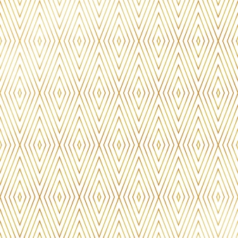 Square triangles shape golden style pattern background