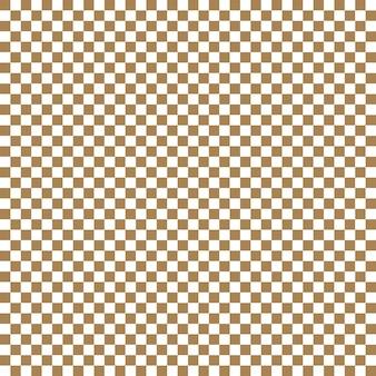正方形のパターン、幾何学的なシンプルな背景。エレガントで豪華なスタイルのイラスト