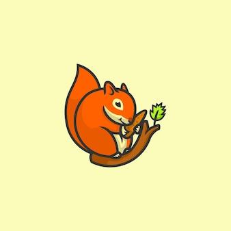 Логотип белка