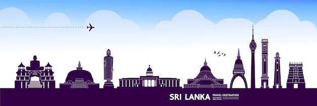Sri lanka travel destination grand