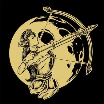 Srikandi、javaからの女王