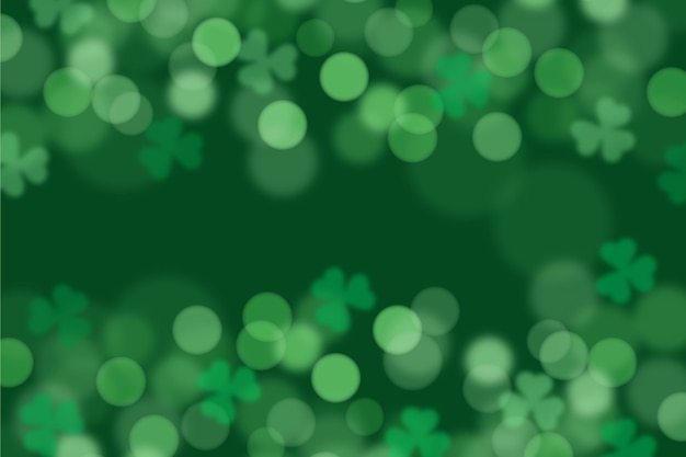 St. patrick day background